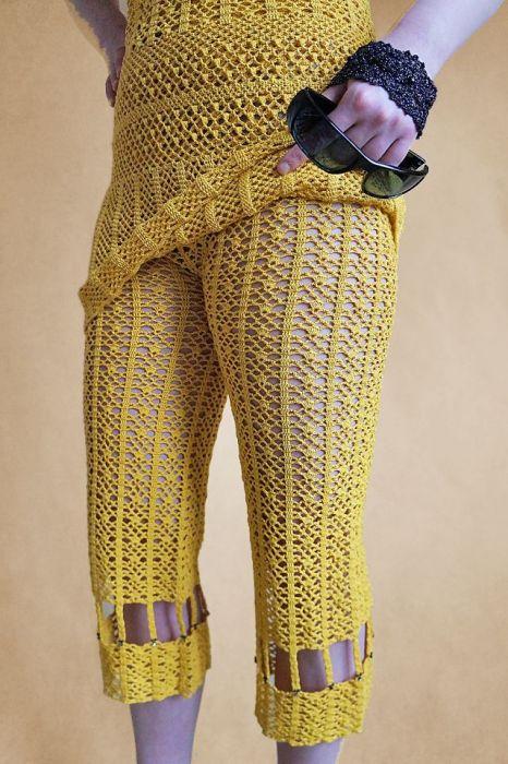 Tunika i spodnie KOMPLET HAND MADE