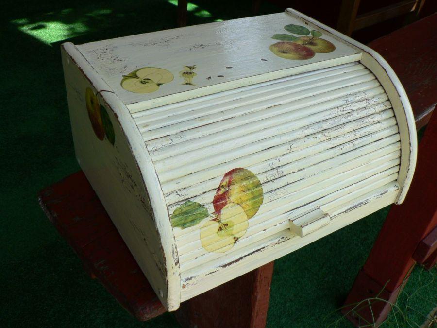 chlebak jabłuszka