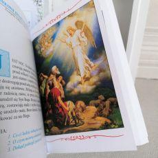 Pamiątka, prezent na Komunię - Biblia - K09
