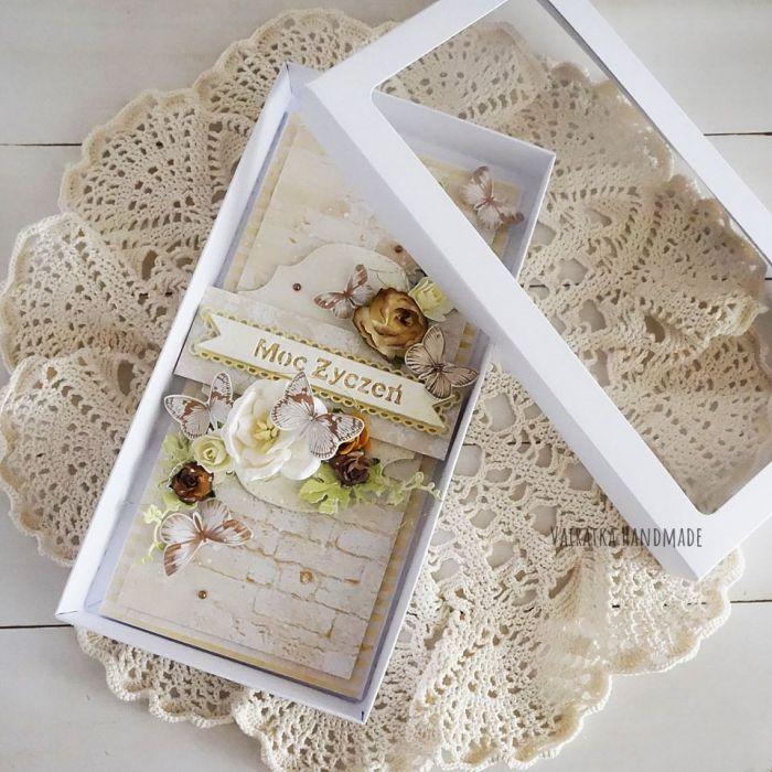 Kartka urodzinowa z motylkami, 491