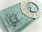 Kartka ślubna z personalizacją