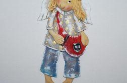 Mam nową torebkę - anioł