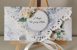 Kartka kopertowa kopertówka z okazji rocznicy ślubu