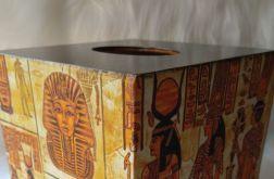 chustecznik kwadratowy egipski