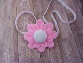 Nomma Opaska niemowlęca kwiat NA WYMIAR :)