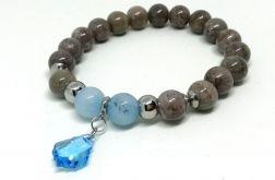 GREY & BLUE - kamienie naturalne i stal