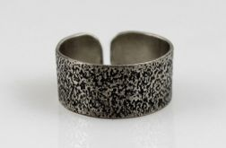 Piasek - metalowa obrączka 130620-08a