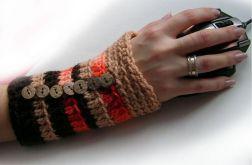 Ocieplacz, rękawiczka