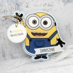 Zaproszenia na urodziny Minionek ZUD 015 - Zaproszenia na urodziny Minionek 3