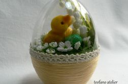 Jajko 3D kaczuszka