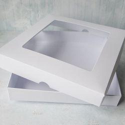 Pudełko na kartkę z okienkiem
