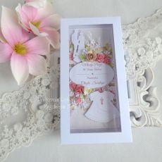 Kartka w pudełku na ślub i chrzciny 10
