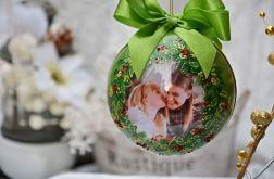 Bombka ze zdjęciem - piękny prezent