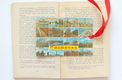 Zakładka do książki krajobraz 14