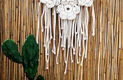Dekoracja na ścianę kwiaty MS067