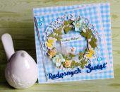Karteczka Wielkanoc VII