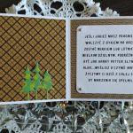 Kartka urodzinowa dla nastolatka - Środek kartki