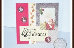 Kartka świąteczna #24 (Boże Narodzenie)