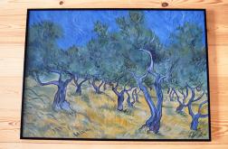 "Reprodukcja ,,Gaj Oliwny"" Vincent van Gogh"