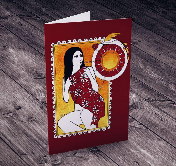 Najpiękniejsze Życzenia... karteczka