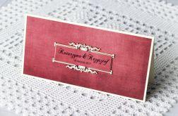 Personalizowana kartka z ramką 001