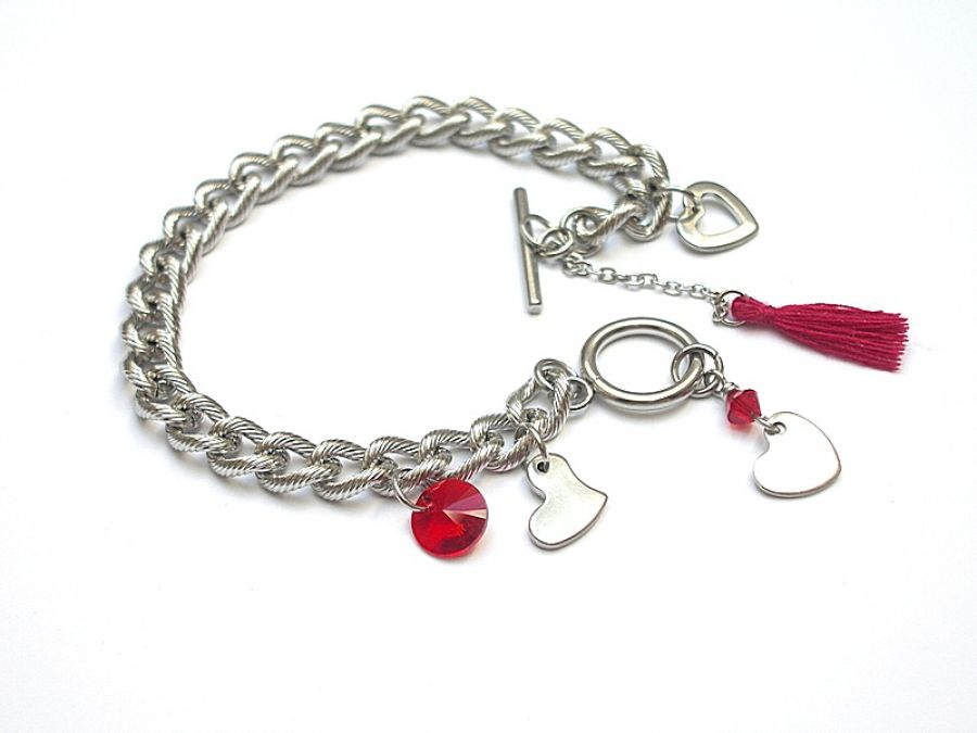 Alloys Collection Chain Heart /27.07.2018/