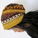 czapka beanie -sztuka hand made - beanie