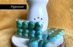 Cukierki Miętówki - wosk sojowy zapachowy