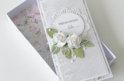 Personalizowana kartka ślubna DL -v.15