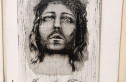 JEZU ufam Tobie Obraz Jezusa