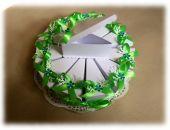 Podziękowania dla GOŚCI - tort