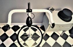Cyklo Lampo Black&White
