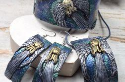 Duży komplet biżuterii ANIOŁY