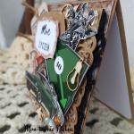 Kartka urodzinowa męska wz 6 - Żyrafa 2