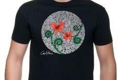 Zawijasy - t-shirt męski