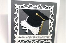 Kartka gratulacyjna dla PANA MAGISTRA