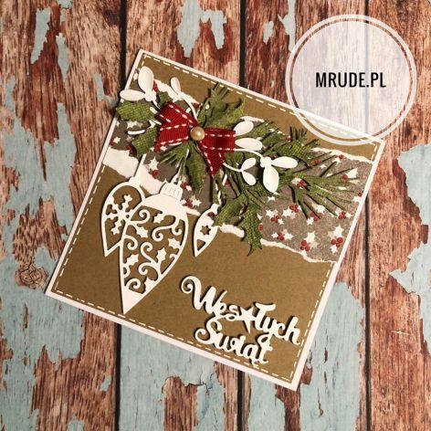 Bożonarodzeniowa kartka