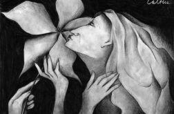 Dłonie - plakat A3