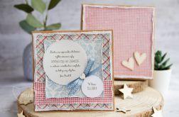 Kartka ślubna w pudełku. Personalizacja (s04)