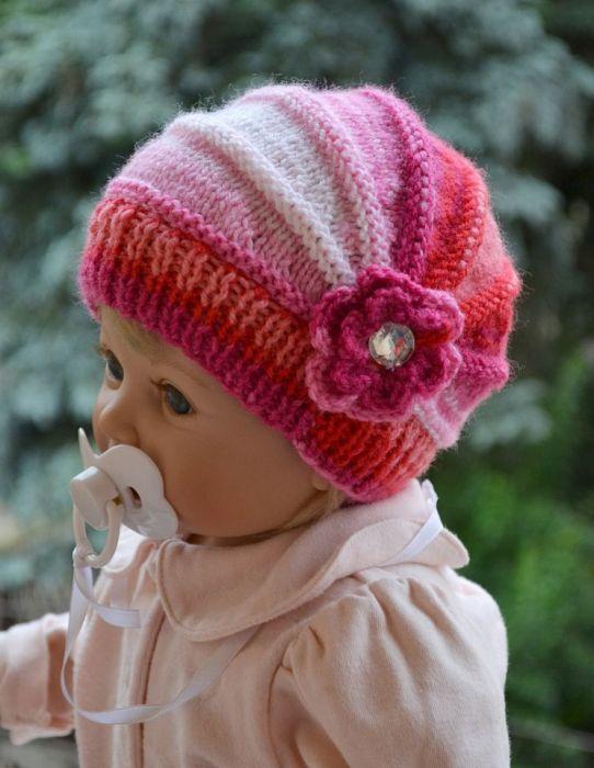 Kolorowa czapeczka ;o)