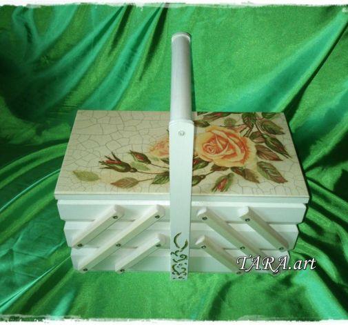 Niciarka - pudełko na nici