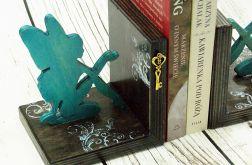 Podpórki do książek - Elfy