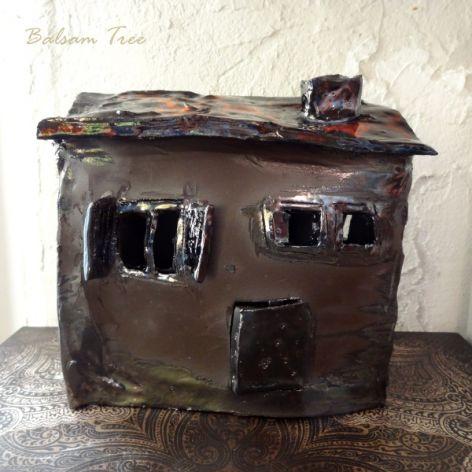 Dom... z gliny