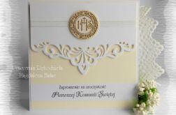 Zaproszenia komunijne IHS #3