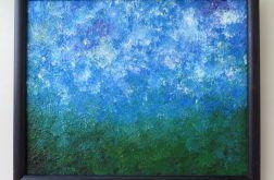 "Obraz ""Krajobraz po deszczu"""