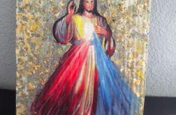 Obrazek religijny - Jezu Ufam Tobie