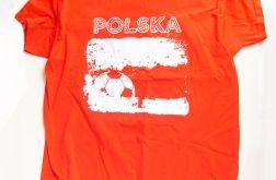 rozmiar L- koszulka kibica Polska