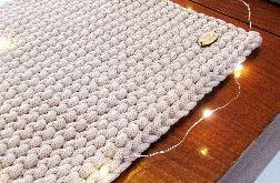 Podkładki na stół komplet 2szt 30x40 Cappucino