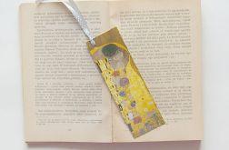 Zakładka do książki Klimt - Pocałunek nr1