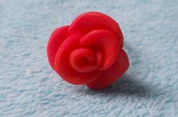 Pierścionek z różą 1
